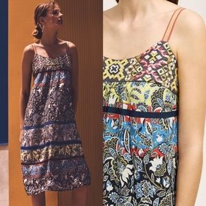 077fde088d98 Anthropologie Dresses - Anthro Embroidered Summer Pattern Midi Dress One S
